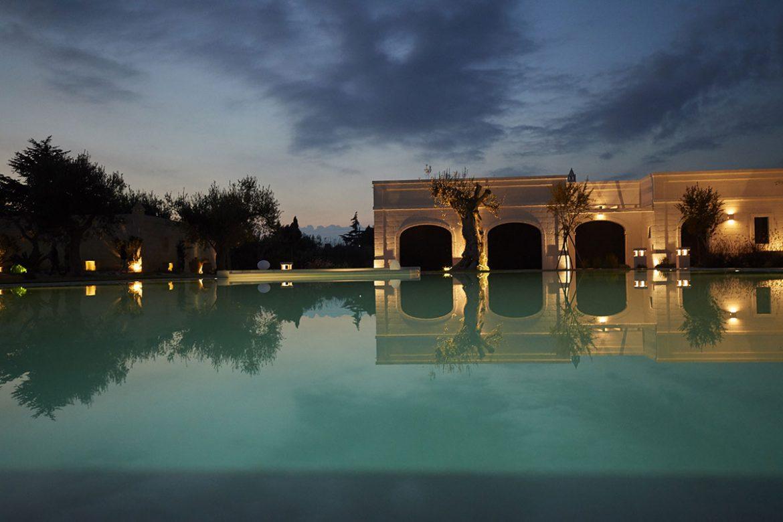 Relax in piscina Almadava Resort