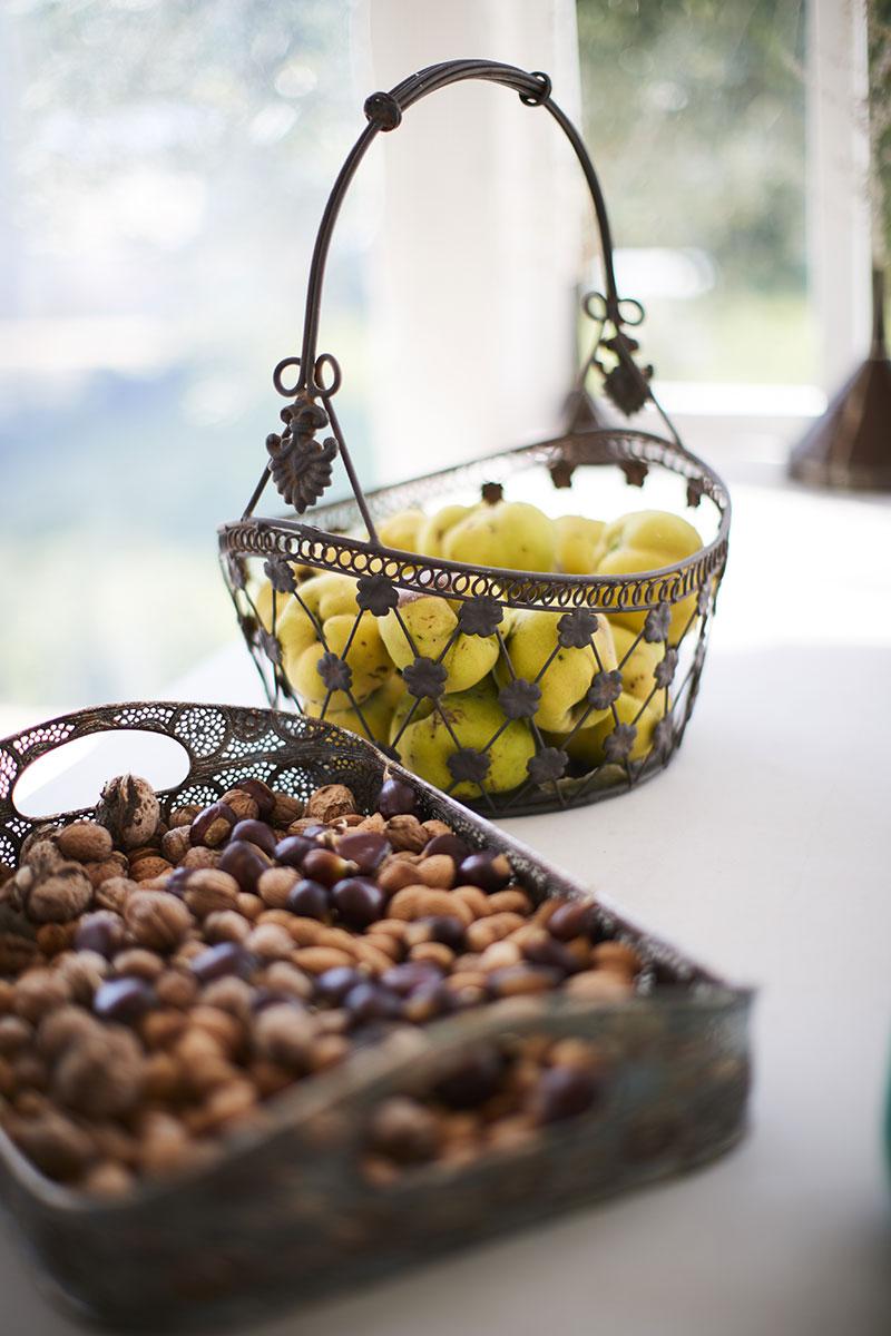 Frutti di stagione Masseria Almadava