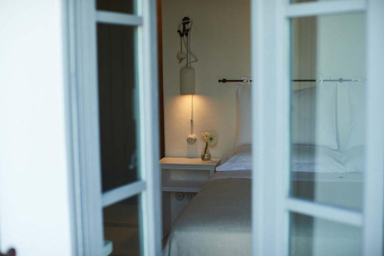 Stanza Itaca - Camera da letto Matrimoniale elegante - Masseria Almadava