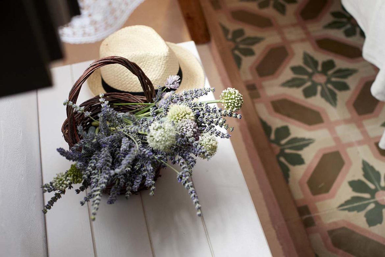 Floral arrangement Nausicaa room