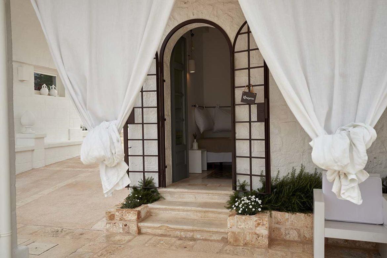 Nausicaa room entrance
