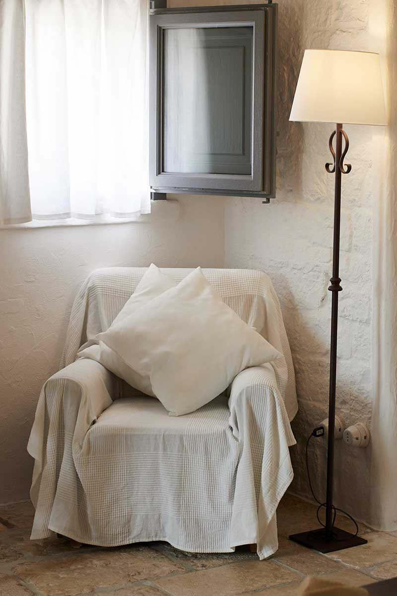 Relaxation corner Tiresia