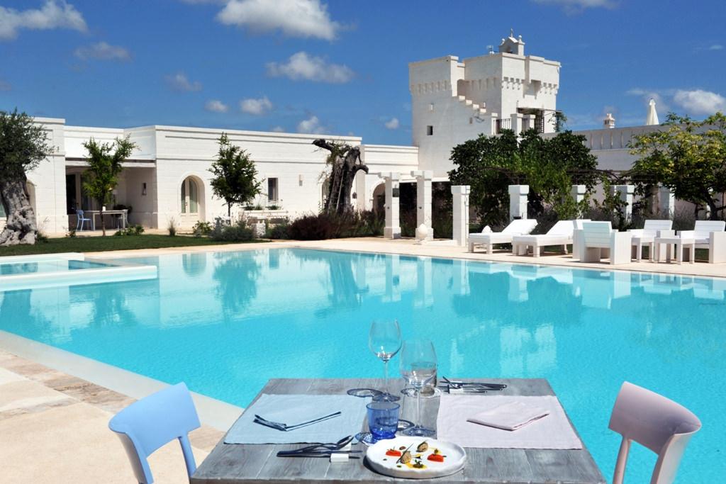 Appetizer Almadava Resort